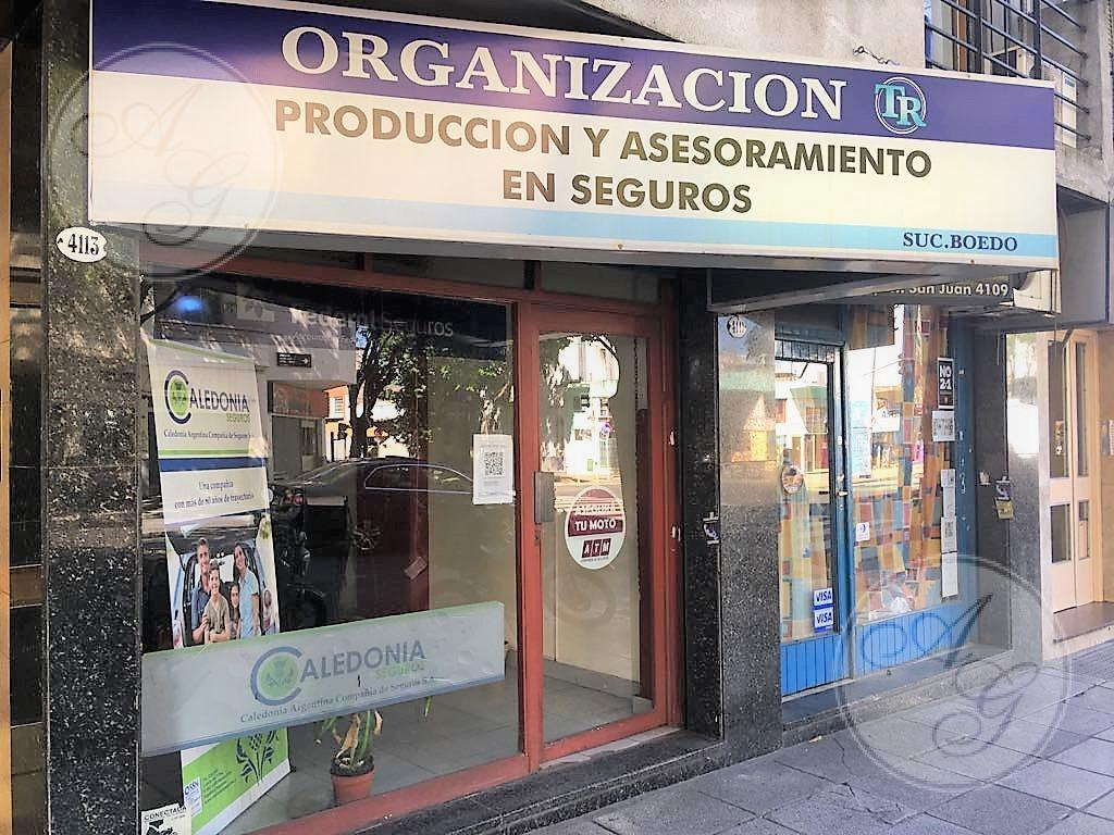 IMPERDIBLE LOCAL SOBRE AV SAN JUAN